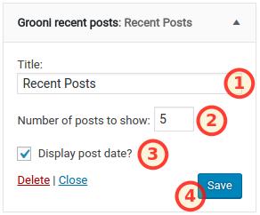 grooni-recent-posts