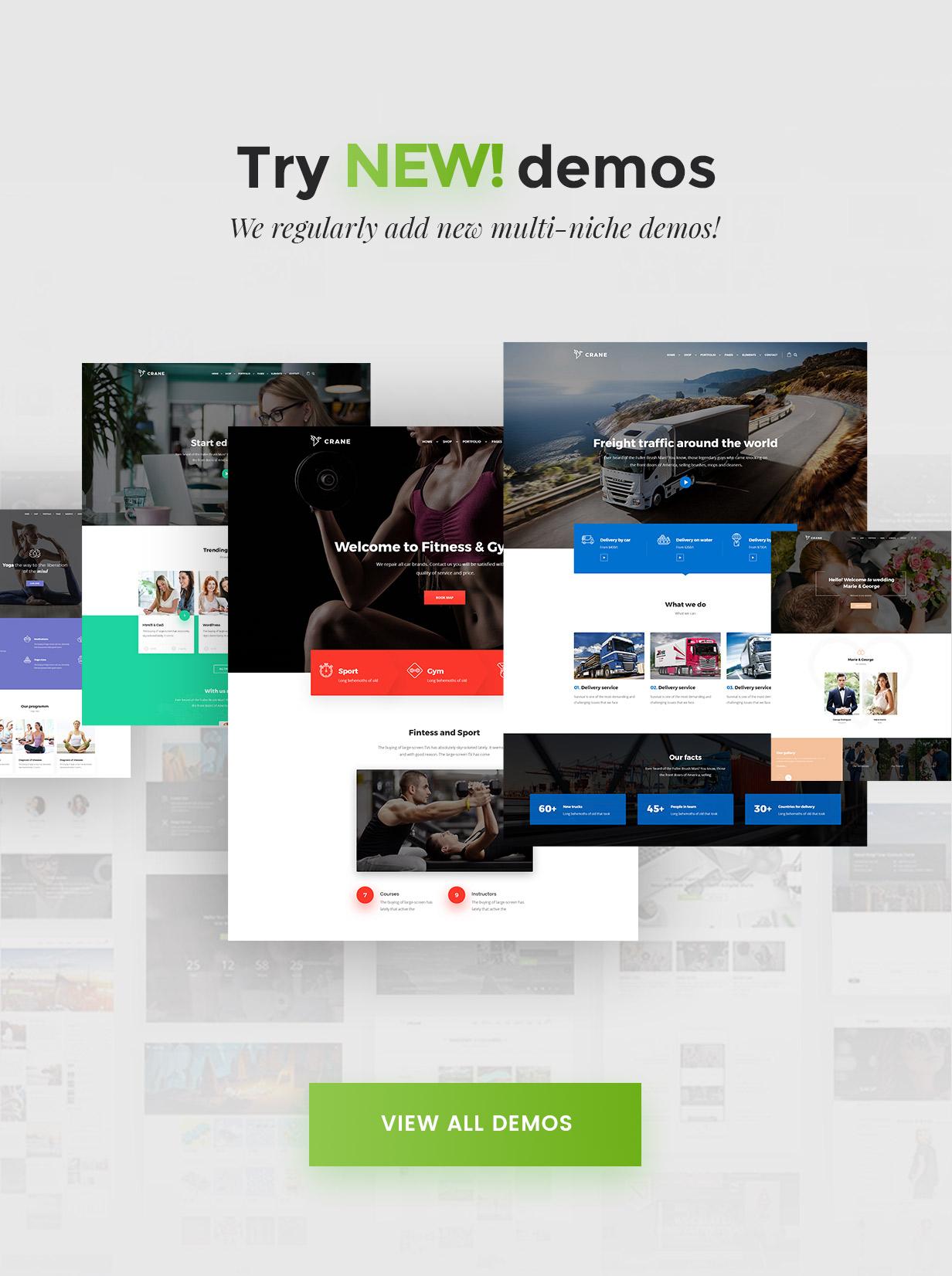 Multipurpose Business WordPress Themes